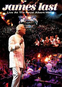 Cover James Last - Live At The Royal Albert Hall [DVD]